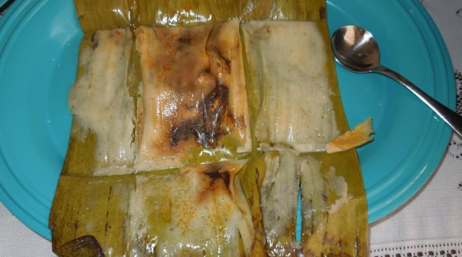 Receta Tamales Oaxaqueños