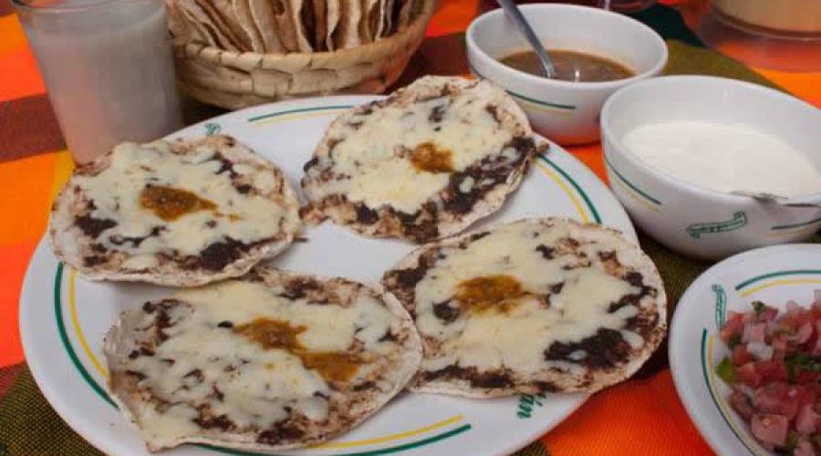 Receta Tortillas con Asiento