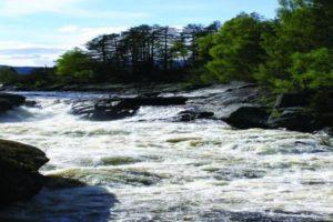 El Río Grande de Santiago en Nayarit