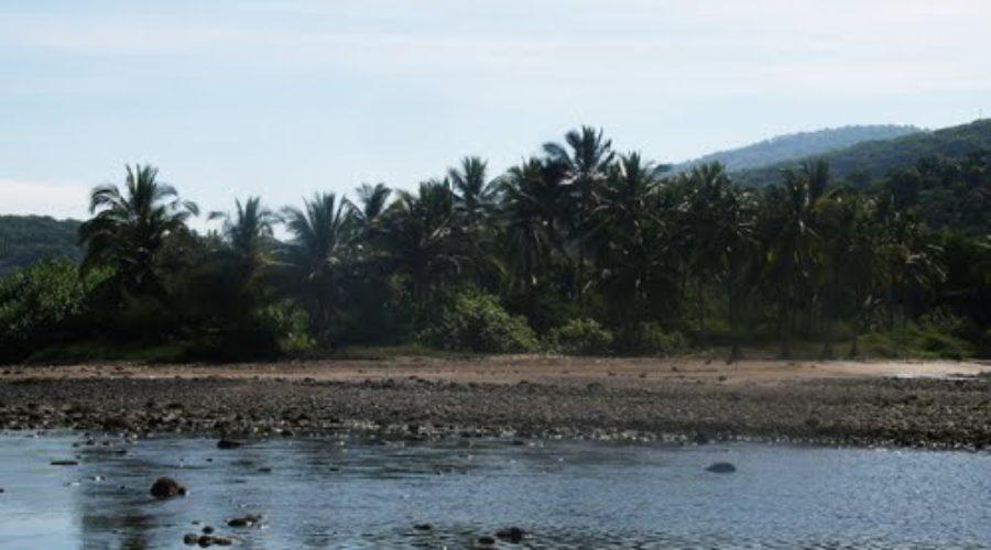 El Río de Sauta y el Río de Santa Cruz en Nayarit