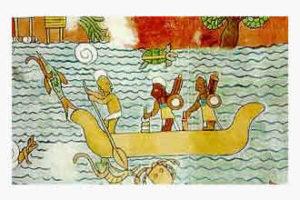La Navegación para los Mayas
