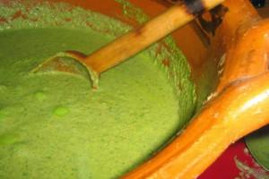 Receta Verde (Oaxaca)