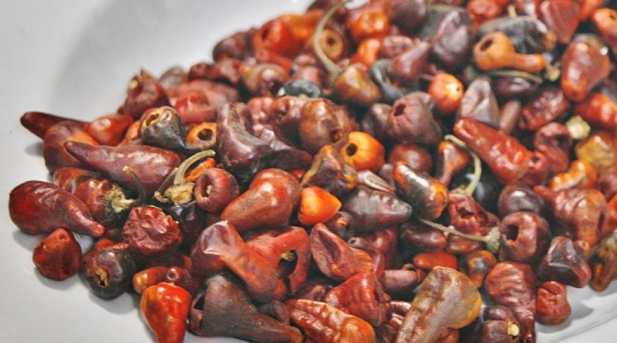 Receta Chile-caldo Cuicatleco