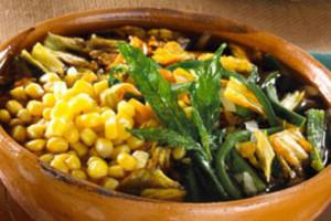 Receta Sopa Mixteca