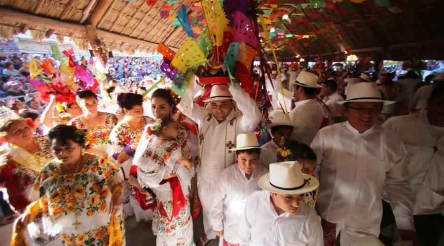 Danzas en Quintana Roo