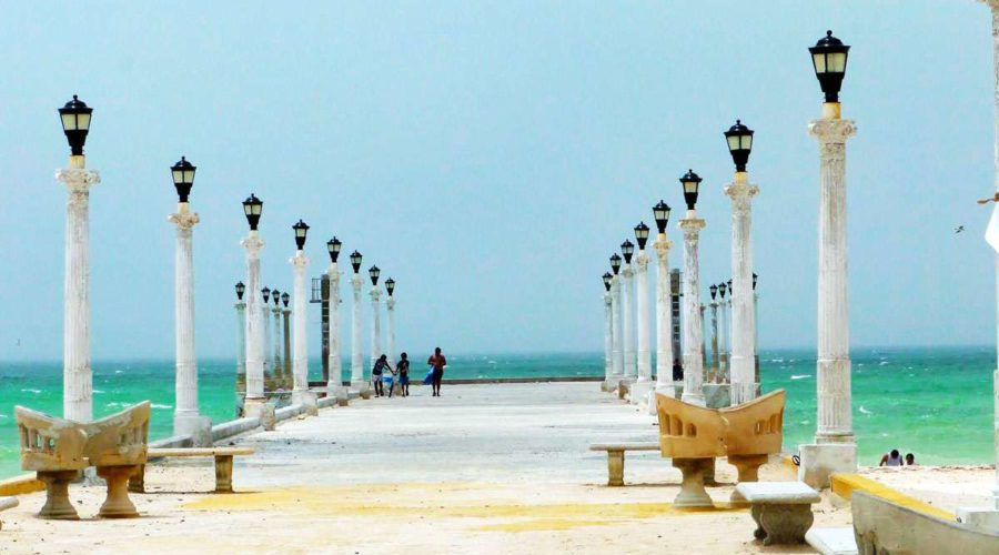 Puerto Sisal, Yucatán