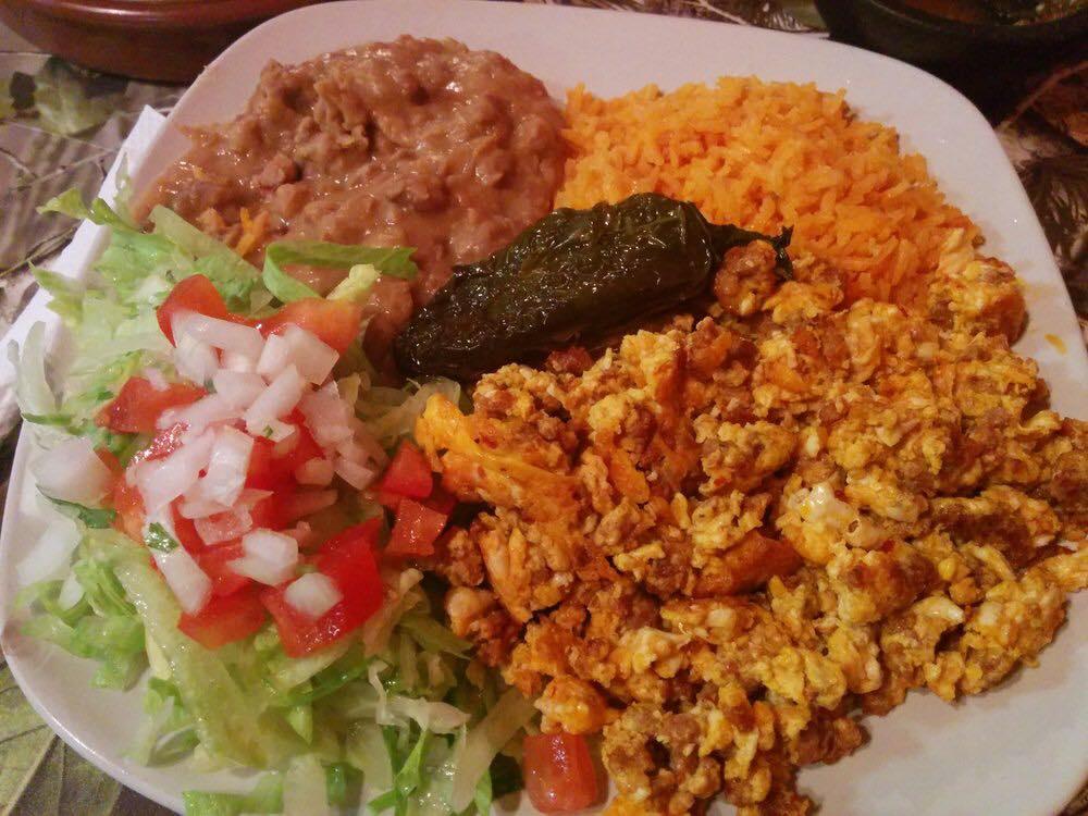 Huevos Rancheros Con Chorizo Receta Huevos R...