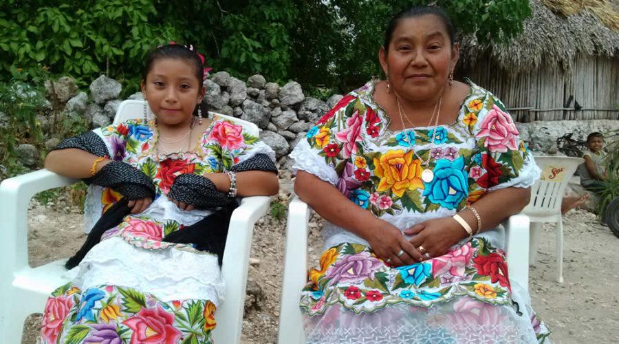 Vestimenta Tradicional en Quintana Roo