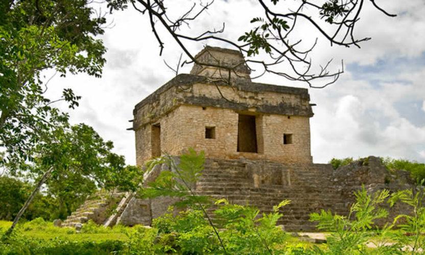 Zona Arqueológica Dzibilchaltún, Yucatán