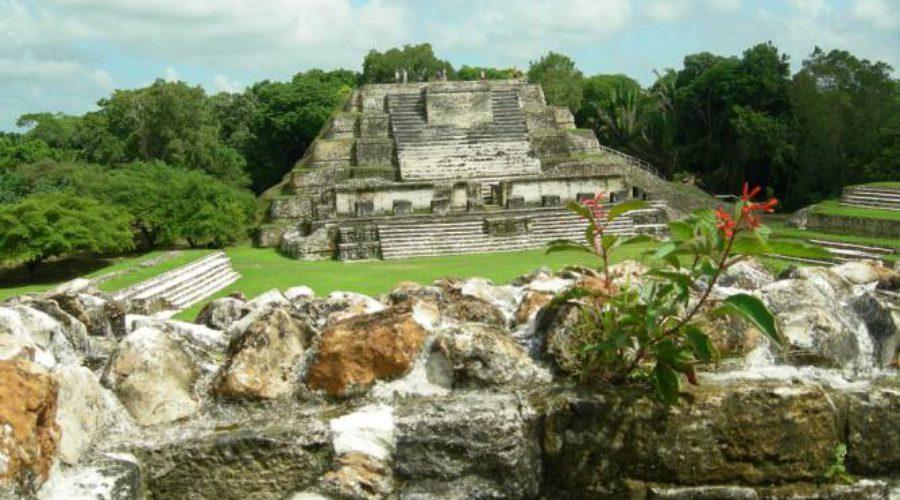 Zona Arqueológica Ichkabal, Quintana Roo