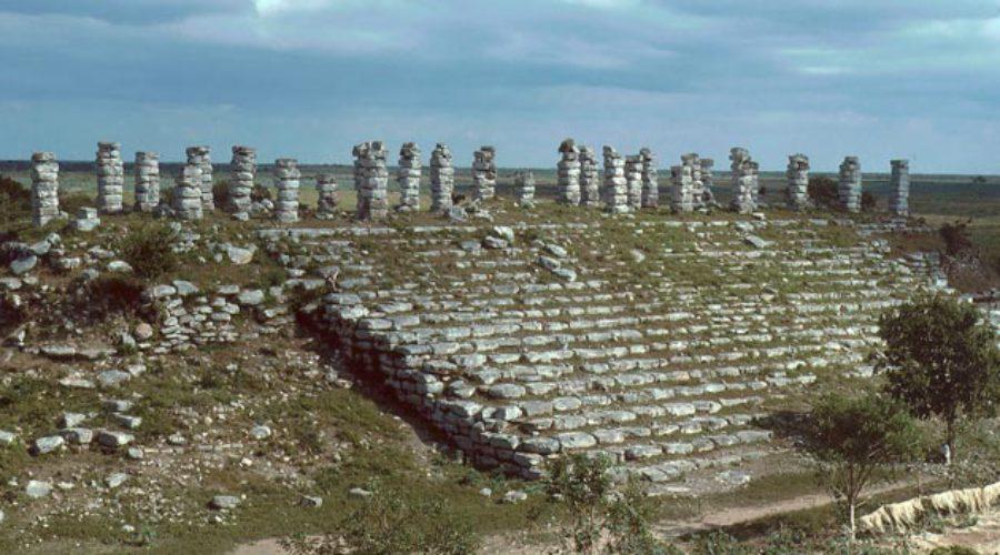 Zona Arqueológica de Aké, Yucatán