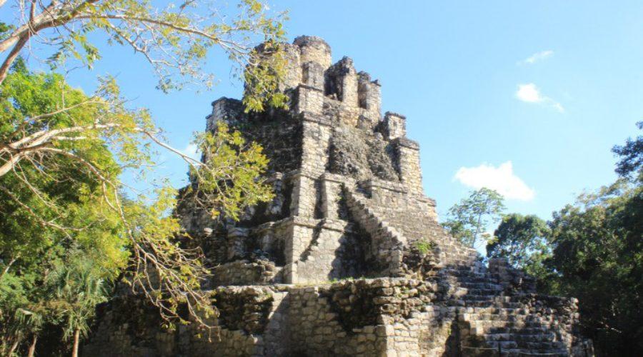 Zona Arqueológica de Muyil, Quintana Roo