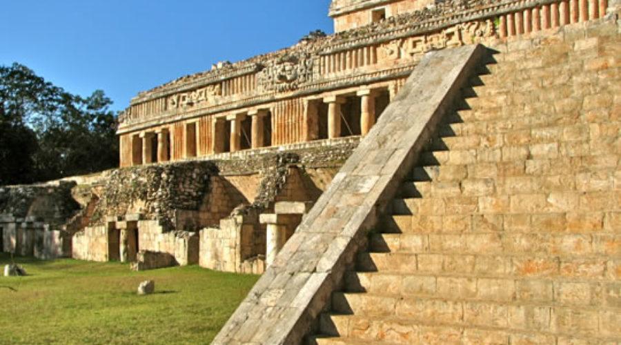 Zona Arqueológica de Sayil, Yucatán