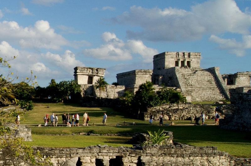 Zona Arqueológica de Tulum, Quintana Roo