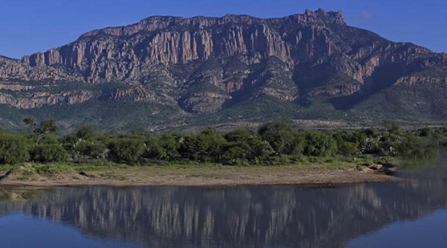 Parque Nacional El Gogorrón en San Luis Potosí