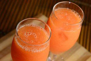 Receta Agua de Papaya