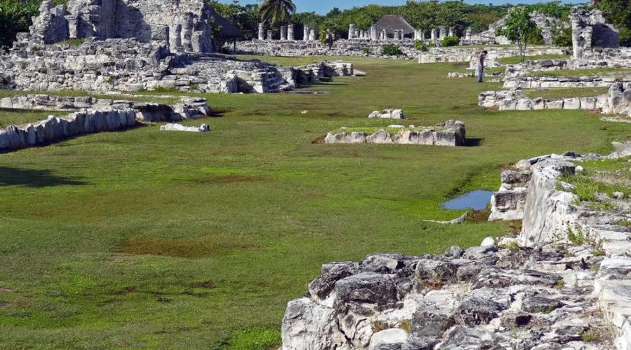 Zona Arqueológica El Rey, Quintana Roo