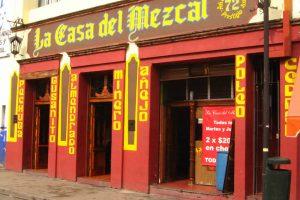 Cantinas para beber Mezcal en Oaxaca