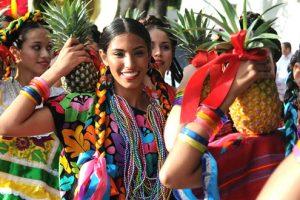 Celebración del Nacimiento de la Virgen María en Ixcaltepec, Oaxaca