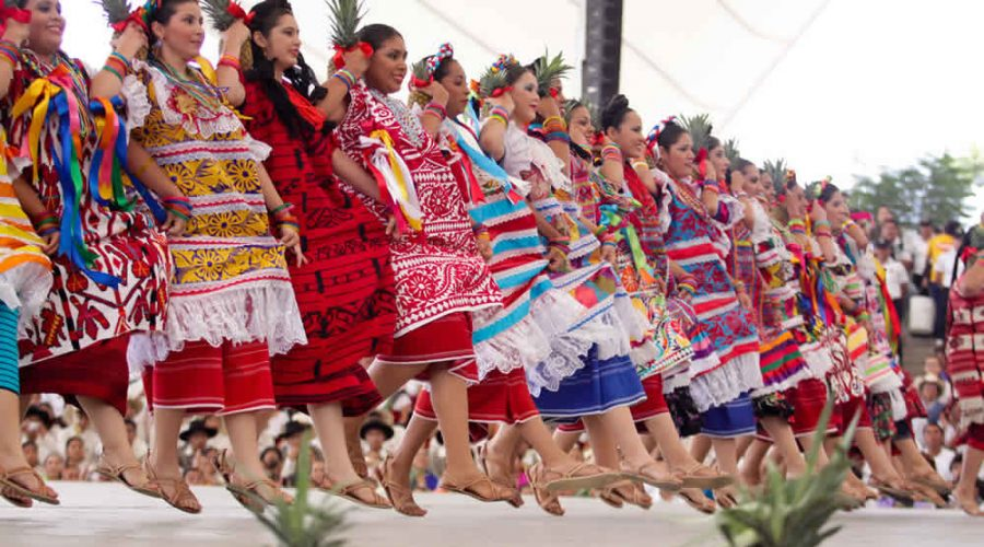 Festival de la Guelaguetza o Lunes del Cerro en Oaxaca