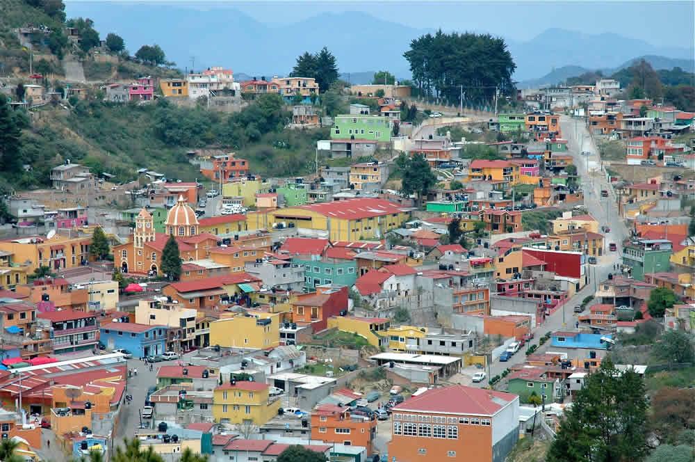 Pueblo Mágico San Joaquín, Querétaro