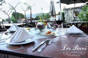 Restaurante Los Pacos en Oaxaca