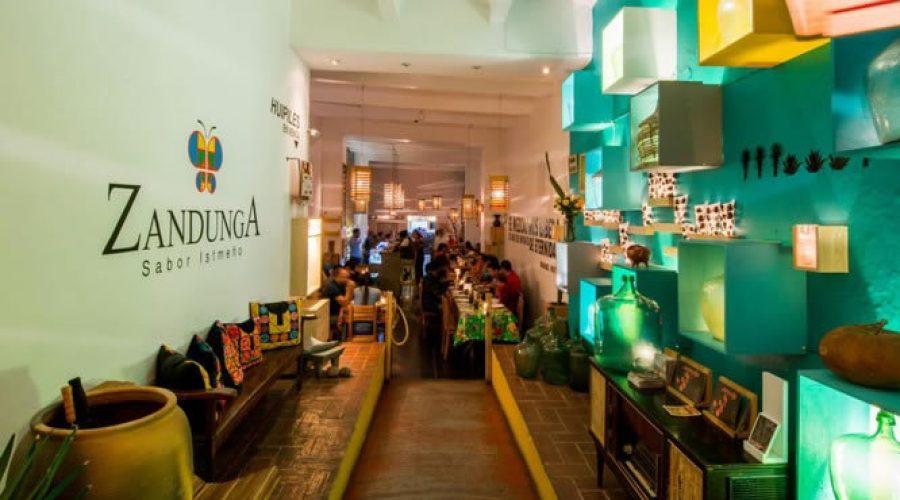 Restaurante Zandunga en Oaxaca