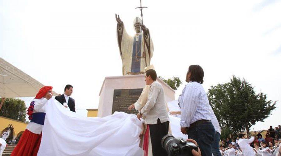 El Árbol de Juan Pablo II en Lomas de Bracho, Zacatecas