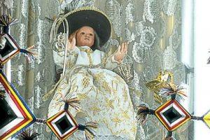 El Santo Niño de Atocha en Plateros, Zacatecas