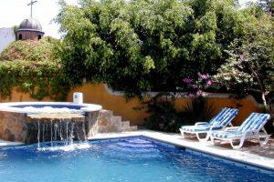 Hacienda Los Laureles en Oaxaca