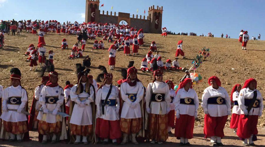 La Morisma de Bracho en Zacatecas