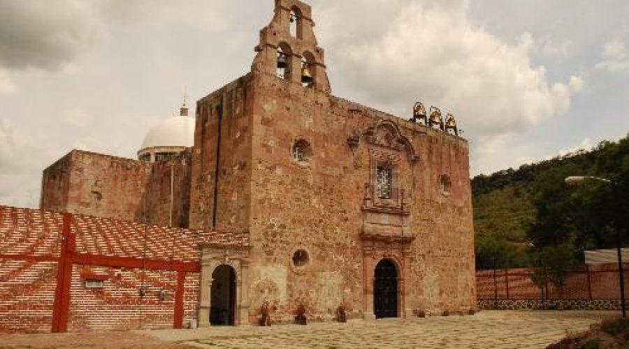 La Virgen de Toyahua en Zacatecas