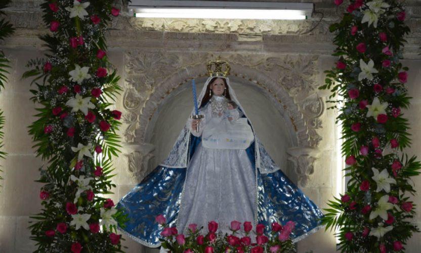 La Virgen de la Candelaria en Sombrerete, Zacatecas