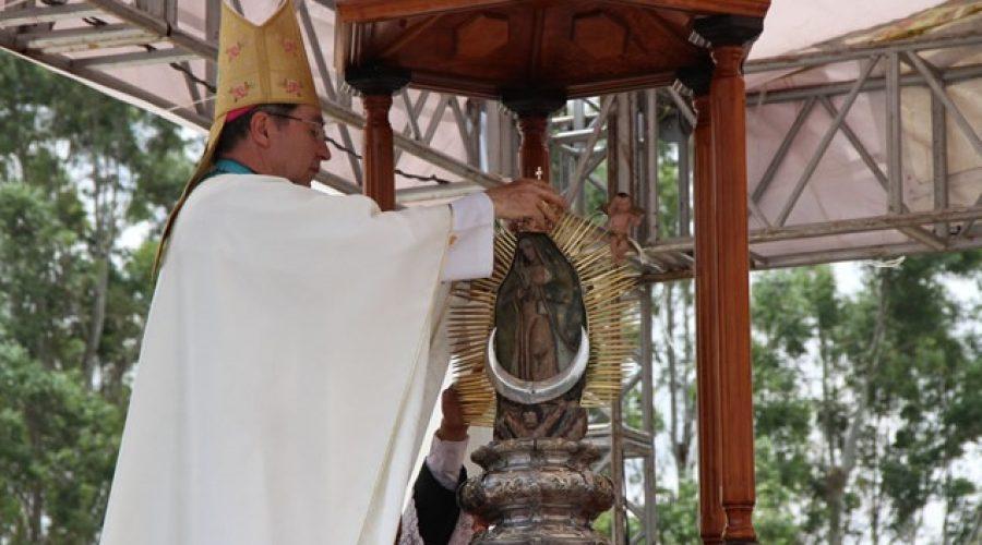 La Virgen del Agostadero en Villa García, Zacatecas