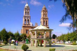 Los Mártires de Zacatecas