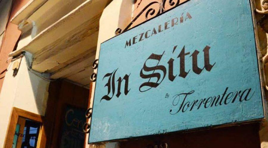 Mezcalería In Situ en Oaxaca