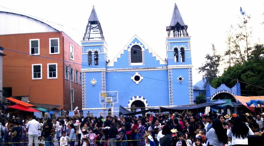 Pueblo Mágico Huautla de Jiménez, Oaxaca
