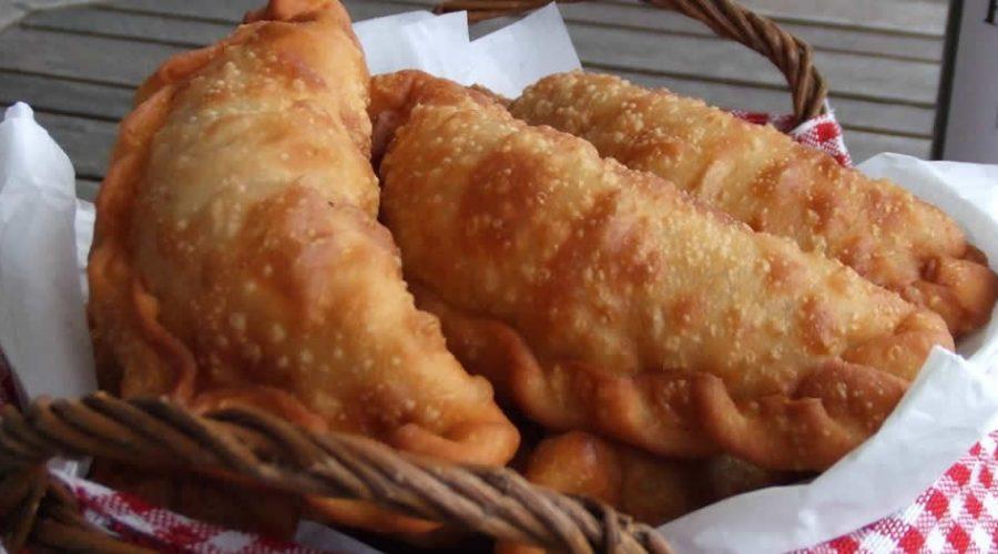 Receta Empanadas rellenas de Carne de Cerdo