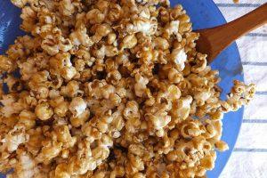 Receta Pusxinú (dulce zoque)