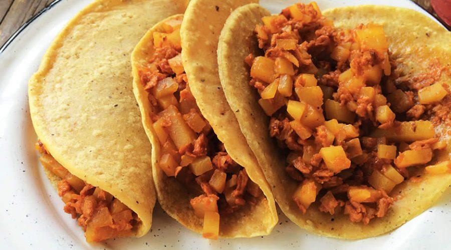 Receta Tacos Envenenados