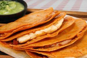 Receta Tacos de Canasta