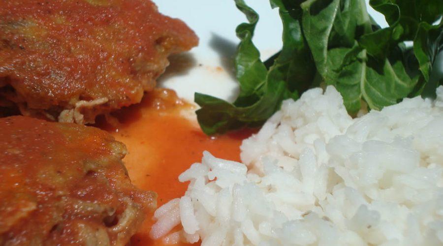 Receta Tortitas de Carne