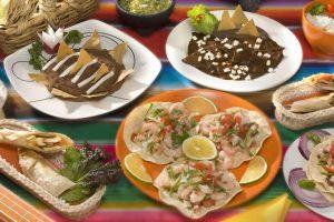 Regiones Gastronómicas en México