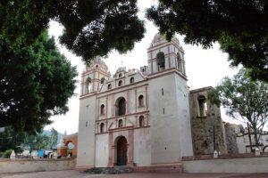San Jerónimo Tlacochahuaya en Oaxaca