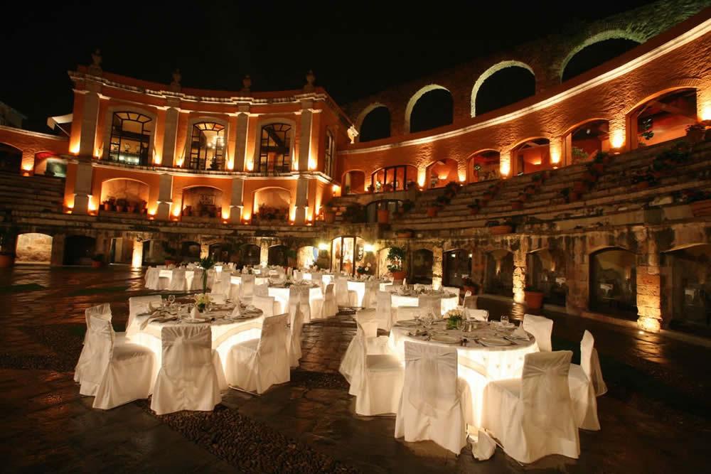 Top 5 sitios para la recepci n de tu boda en zacatecas - Sitios para bodas ...