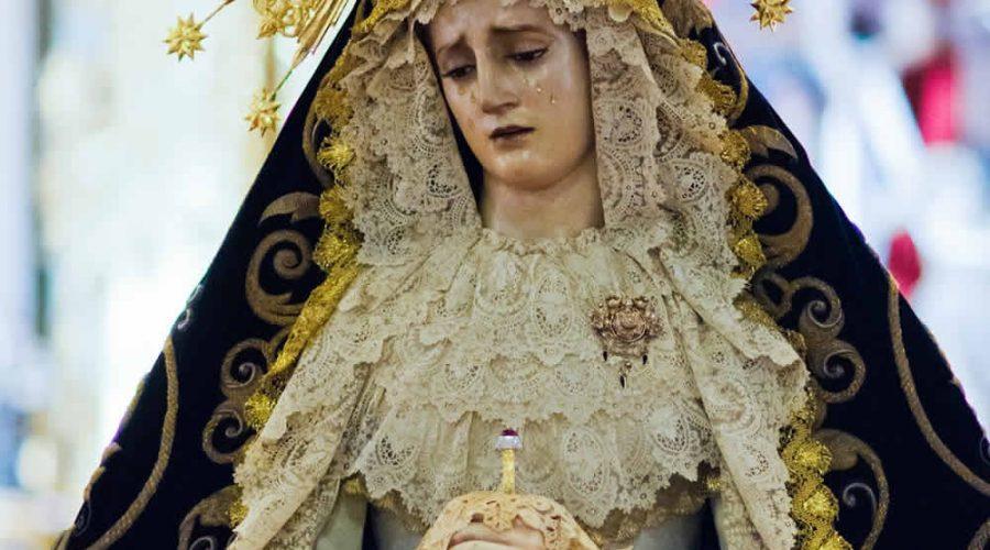 Virgen de la Soledad en Jerez, Zacatecas
