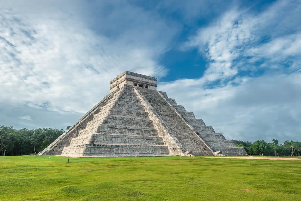 Arquitectura maya turimexico for Las construcciones de los mayas