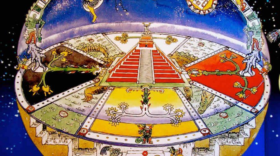 Cosmogonía Maya