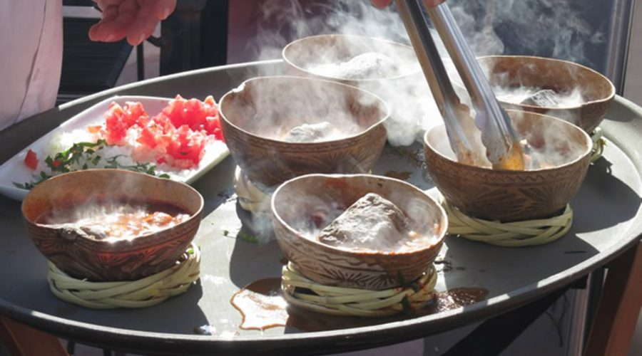 El Famoso Ritual del Caldo de Piedra en Oaxaca