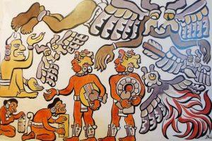 Las Lechuzas y el Popol Vuh